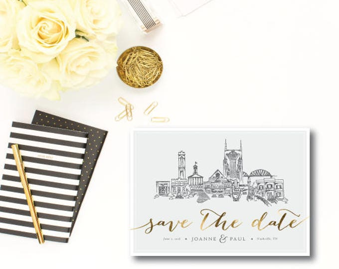 Featured listing image: Nashville Scene Save the Dates