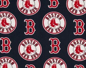 Boston Red Sox - COTTON FAT QUARTER