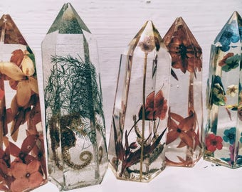Resin Crystal