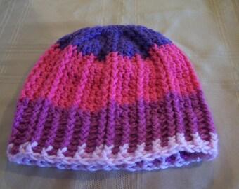 Crochet Hat, Beanie, Crochet Beanie, Women's Crochet Hat, Women's Beanie