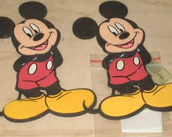 Disney Micky Mouse Wall Decorations