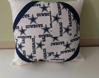 Dallas cowboys Pillow