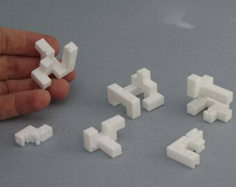 New type of Interlocking Assembly Cube Puzzle - Titan