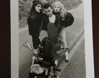 Photo from movie, Cry Baby.
