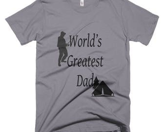 World's Greatest Dad Short-Sleeve T-Shirt