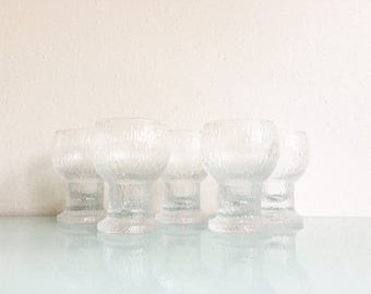 ON SALE Iittala Kekkerit Water Goblet Set of Five