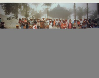 Robert van Der Hilst-Quetzalan, Mexico-1977 Poster