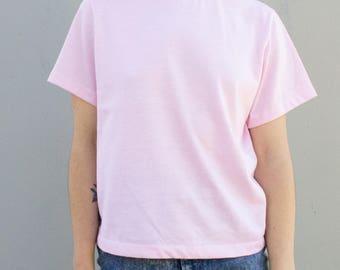 Pink 80s tshirt