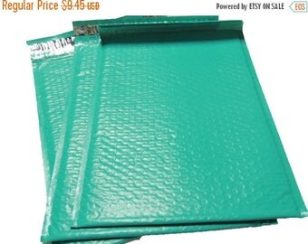 On Sale 10 teal 10.5 x 15.5 Bubble Mailers, Size-5 Padded Self Adhesive Padded Mailer Envelopes Wholesale