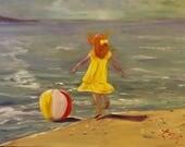 BEACH BALL DANCE, Origina...