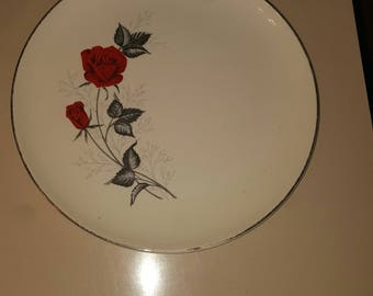 Moulin Rouge Versatile Dinner Plates by Taylor, Smith and Taylor