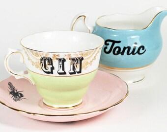 Gin & Tonic Tea Set