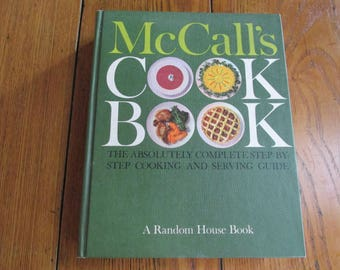 McCall's Cook Book 1963
