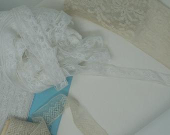 Soft White Organic Cotton Lawn