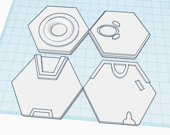 Rost Cosplay 3d printing files