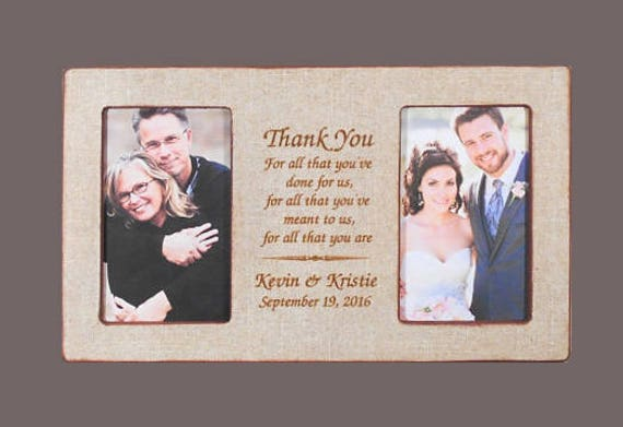 Weddings Gifts For Parents: Wedding Gift Parents Personalized Wedding Gift Parents