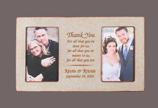 Unique Parent Wedding Gift Ideas: Wedding Gift Parents Personalized Wedding Gift Parents