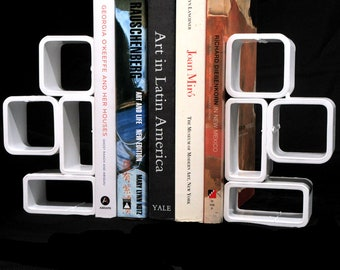 Limited Edition #2 of 10 Salvaged Steel Bookends
