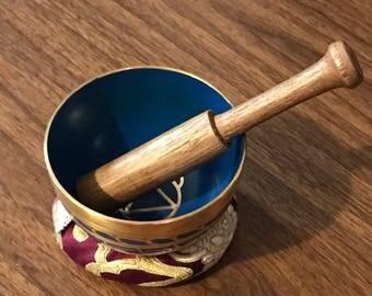 "3"" Diameter Tibetan Singing Bowl"