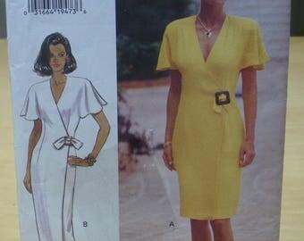 Free shipping! Butterick 3480 Beau David easy to sew dress 18 20 22 UNCUT sewing pattern