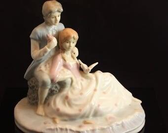 Porcelain Victorian Boy/Girl