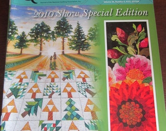 Quilting Quarterly 2010 Shiw Issue