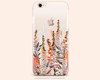 iPhone 8 Case iPhone X Case iPhone 7 Case Lupine Clear GRIP Rubber Case iPhone 7 Plus Clear Case iPhone SE Case Samsung S8 Plus Case 268