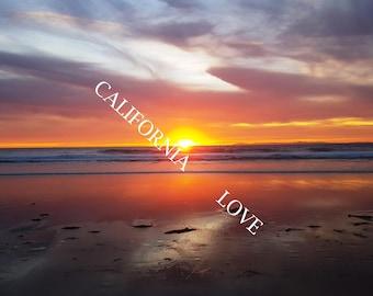 CALIFORNIA SUNSET 1