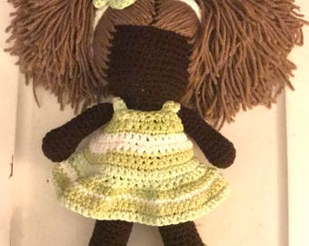 Crochet Doll! (SALE)