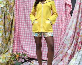 Yellow Sailor Jacket
