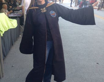 Deluxe REVERSIBLE Hogwarts House Robes