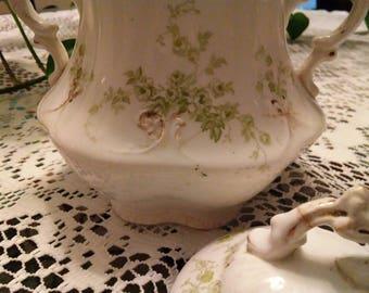 Royal Semi Porcelain Sugar Cube/Sugar Vintage Bowl