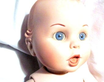 Baby Doll Porcelain 14 Inches Moveable Arms and Legs