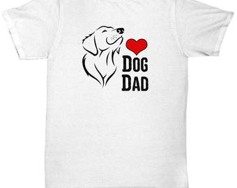 Dog Dad Father's Day Shirt Gift Animal Rescue Lover Shirts Rights