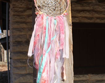 Sunshine & Smiles Dream Catcher