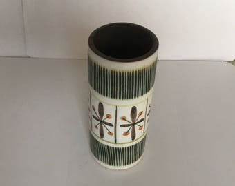 "Langley Sycamore Vase by Glyn Colledge 1960s. 5.5"" high. Denby"