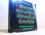 Orion Council Oracle Card Deck