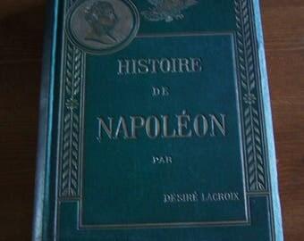 Désiré Lacroix (petit-fils d'un officier de la Grande-Armée) - Histoire De Napoléon - 1902