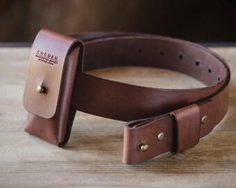 Leather Pocket Knife Sheath, Pocket Knife Case, Knife Pouch, Groomsmen Gift, Gift For Boyfriend, Gift For Husband, Gift Dad, Gift For Men
