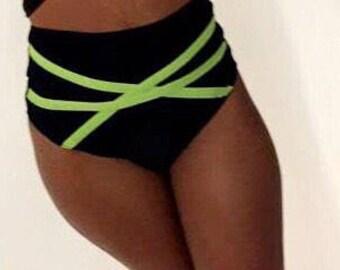 Highwaist Swimsuit Bottoms