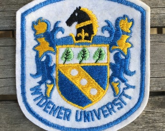 Widener University Patch