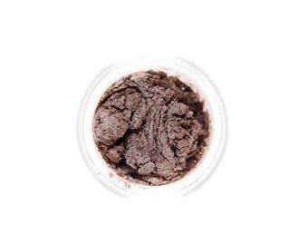 SALE All Natural Makeup - Metallic Taupe Eye Shadow - Eye Makeup - Astro-Not