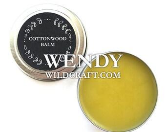 Cottonwood Balm of Gilead
