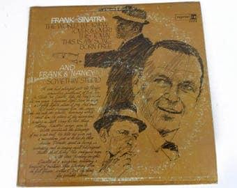 Frank Sinatra The World We Knew Vinyl LP Record Album Reprise FS 1022