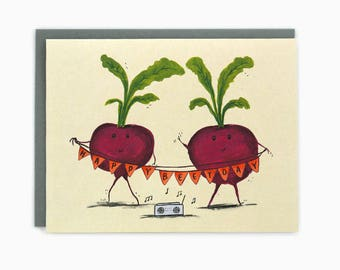 Happy Beetday! - greeting card - Happy Birthday!