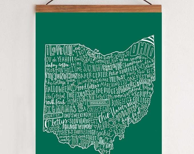 """Ohio University """"OU oh YEAH"""""""