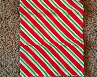 Christmas Fabric Pieces