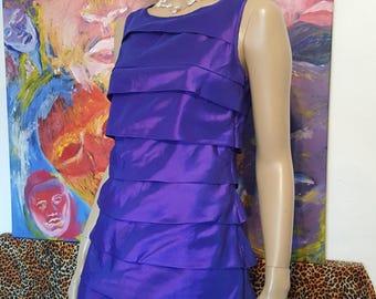 Mini Tiered Dress UK 12