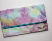 Clutch Purse - Hand Dyed ...