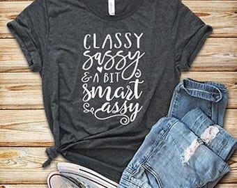 Class Sassy & A Bit Smart Assy